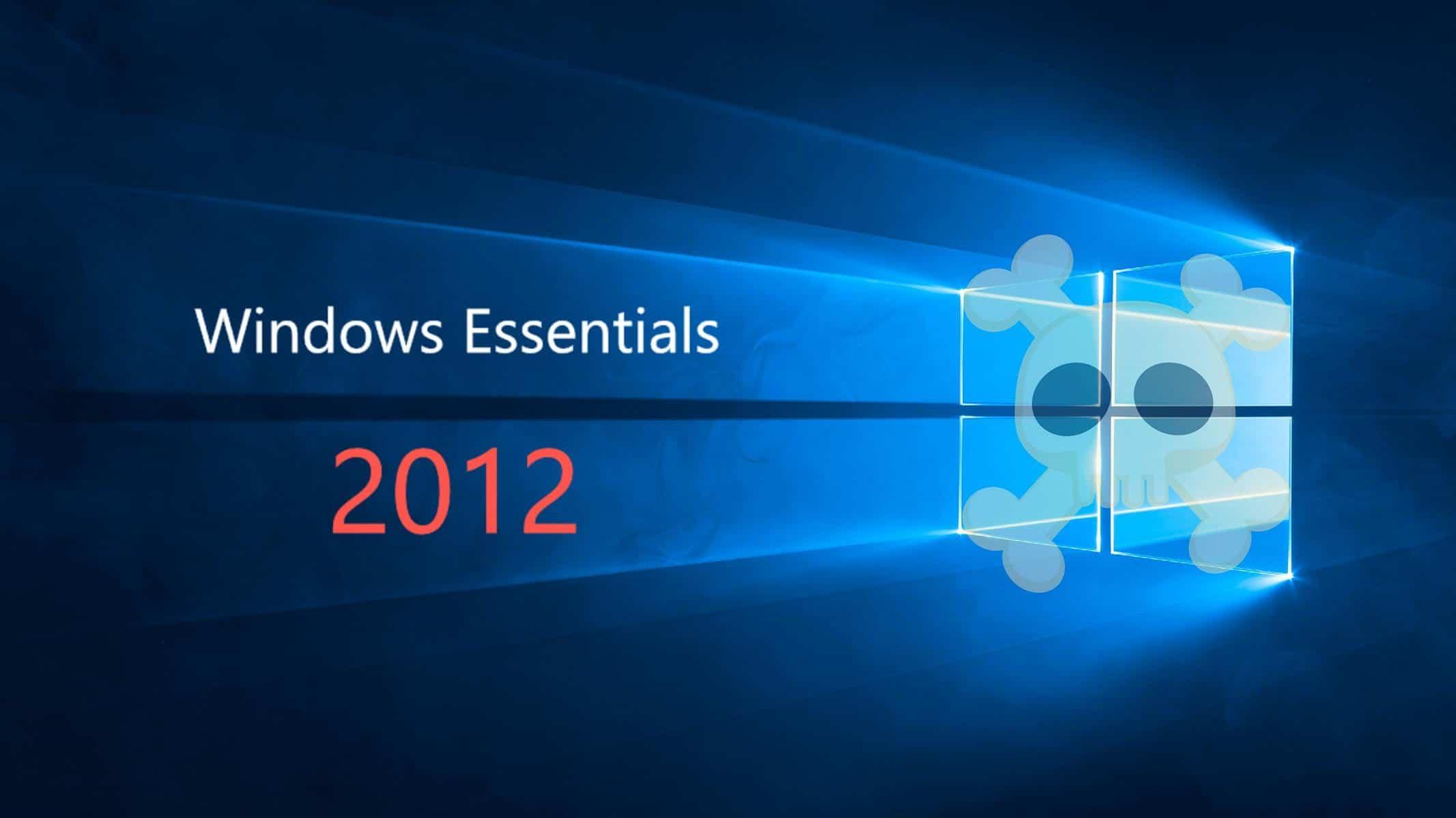 Windows essentials 2012 fotogalerie