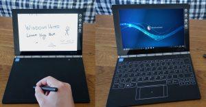 Lenovo Yoga Book Halo Tastatur