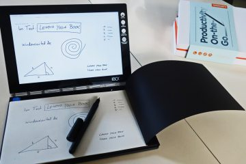 Lenovo Yoga Book Stift Stylus