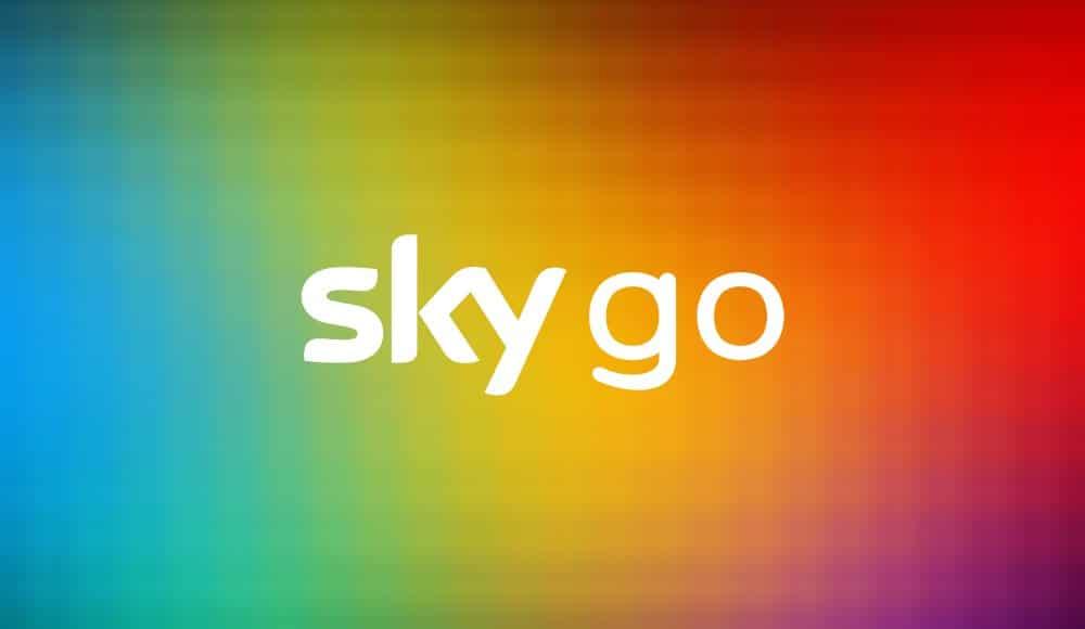 Windows 10 Sky Go App