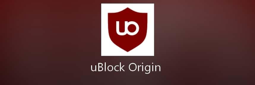 uBlock Origin: Adblocker jetzt auch für Microsoft Edge