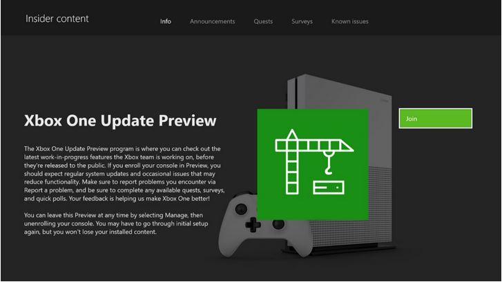 Xbox Insider Werden