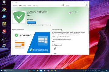 Adguard Ad Blocker Microsoft Edge