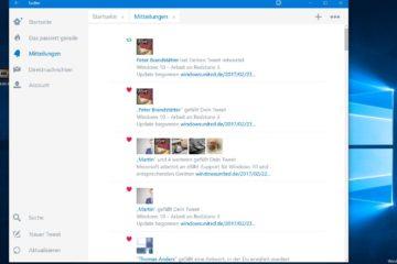 Twitter Version 5.5