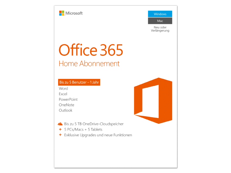Office 365 Home Deal