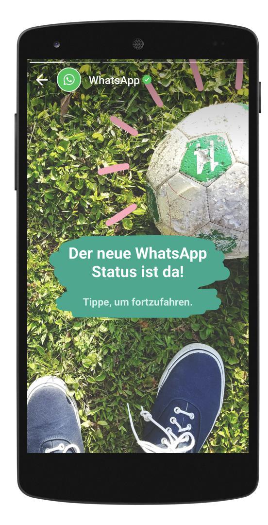 WhatsApp Statusupdates