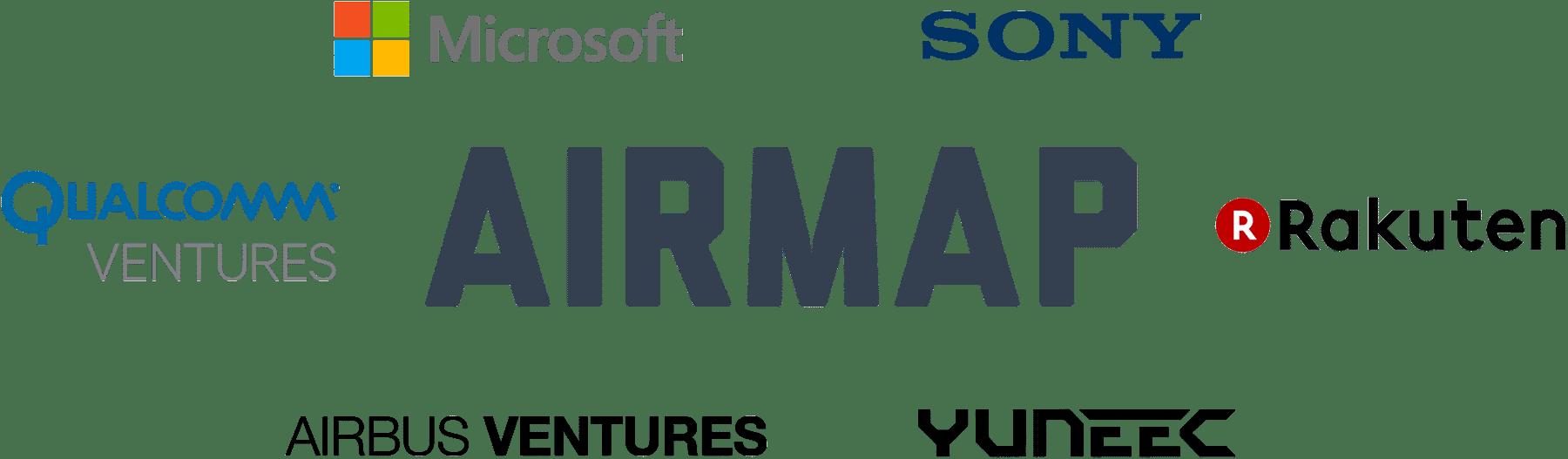 Airmap, Investoren