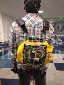 Magic Leap Augmented Reality Prototyp