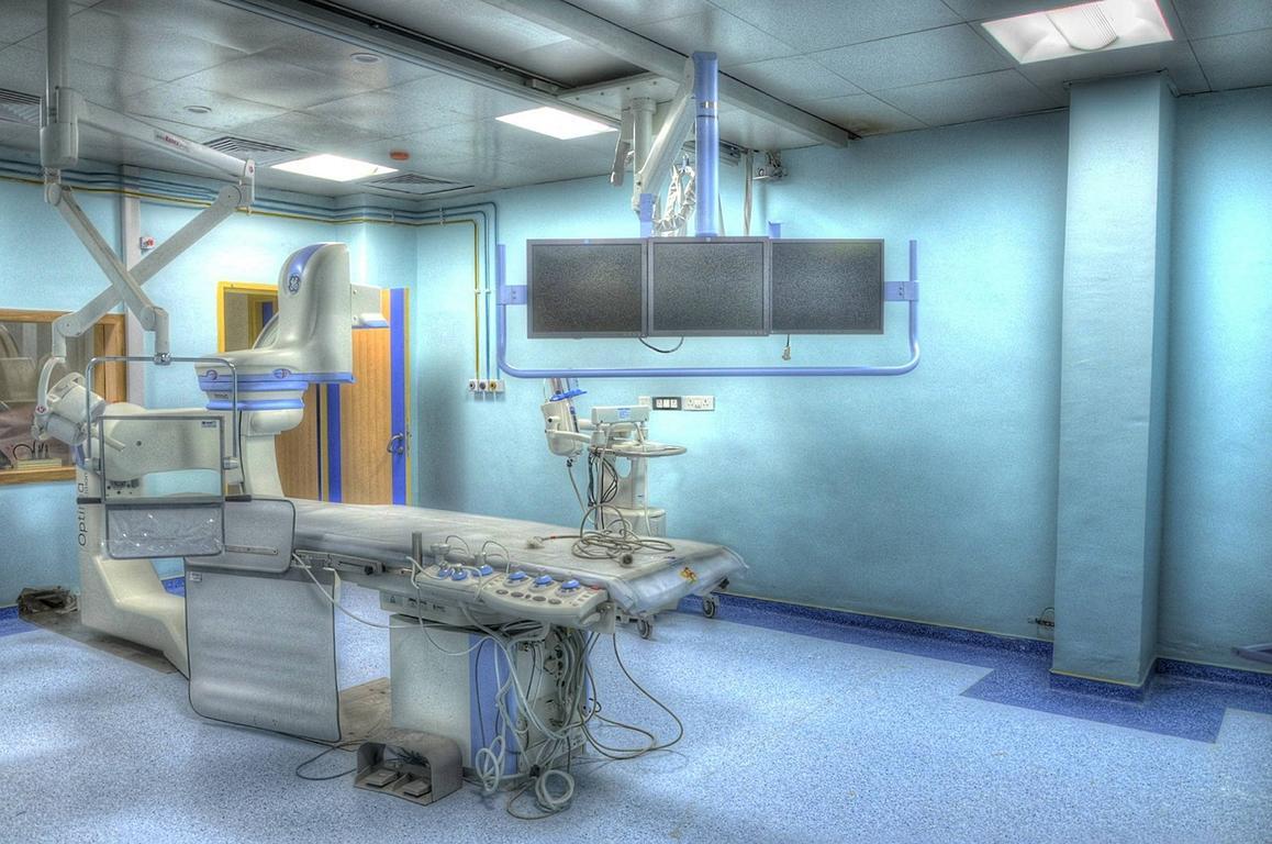 Healthcare, Krankenhaus