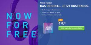 Magix Music Maker kostenlos