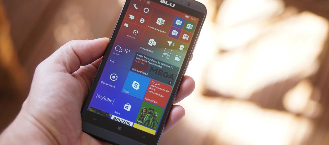 Windows 10 Mobile Build 14393.2126