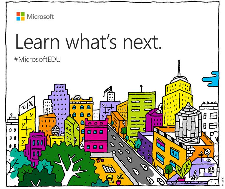 #MicrosoftEDU Frühlings Event