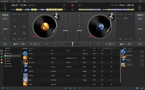 DJay Pro Interface