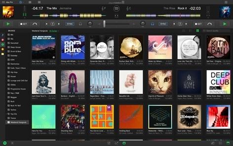 DJay Pro Spotify Integration