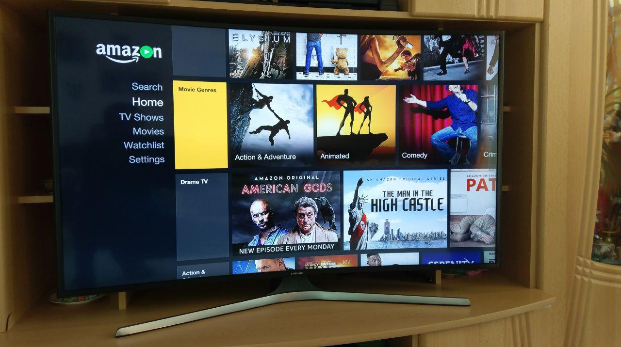 amazon video bringt 4k streaming auf die xbox one s. Black Bedroom Furniture Sets. Home Design Ideas