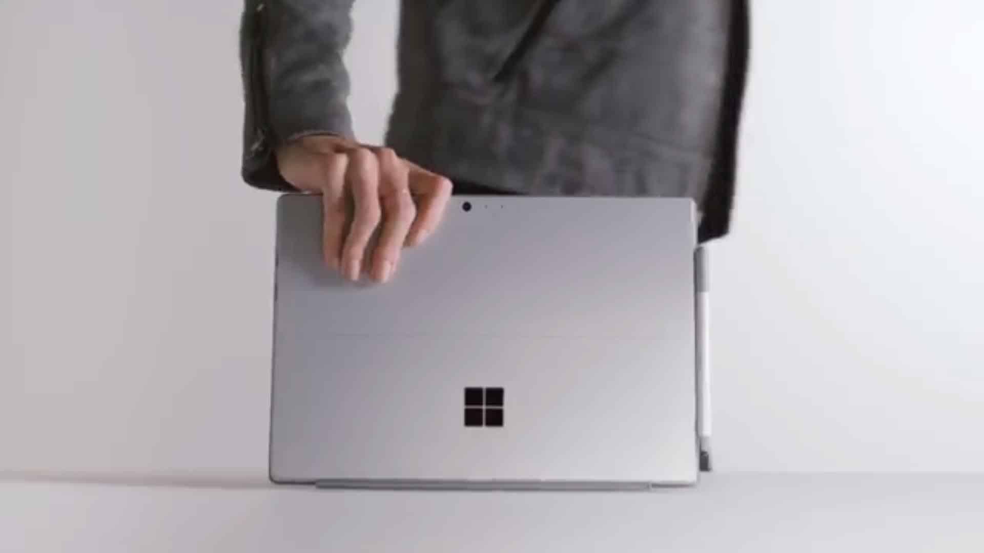 Surface Pro LTE auf Früjahr 2018 verschoben