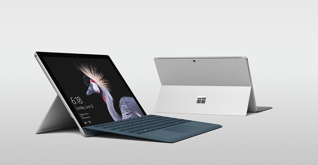 Neues Surface Pro (2017)