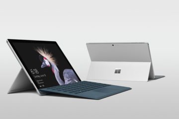 Neues Surface Pro (2017)