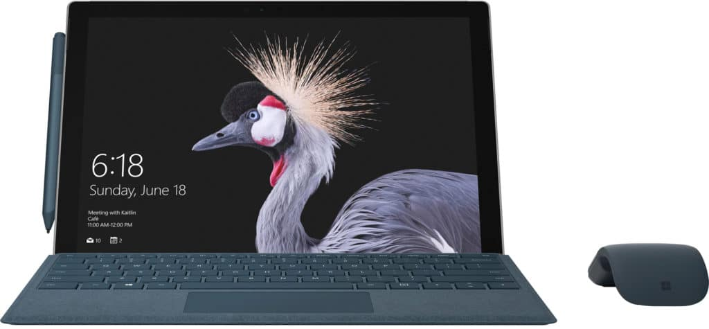 Surface Pro Refresh 2017