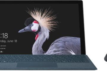 Surface Pro Refresh 2017