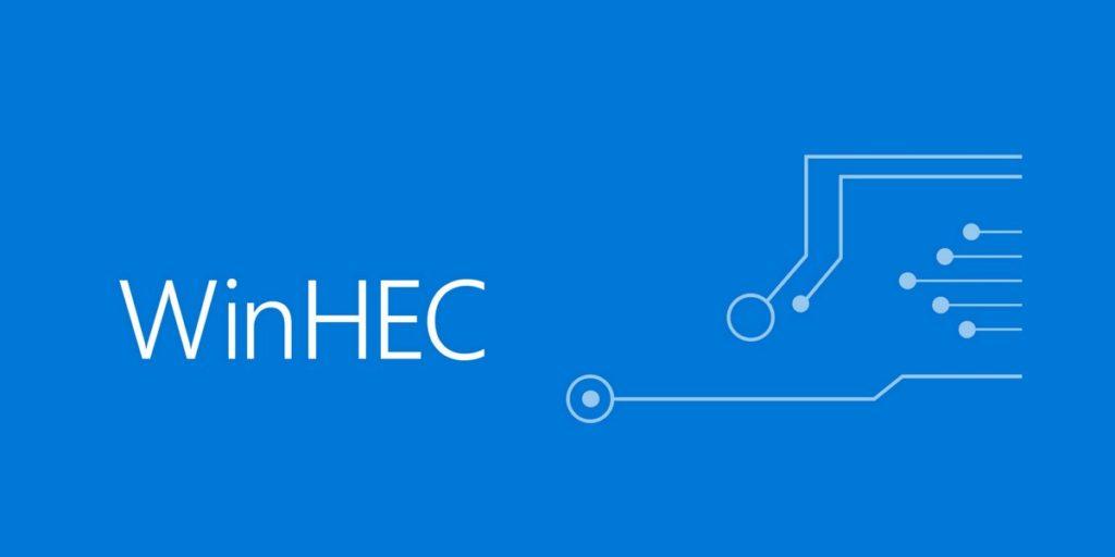 WinHEC Konferenz
