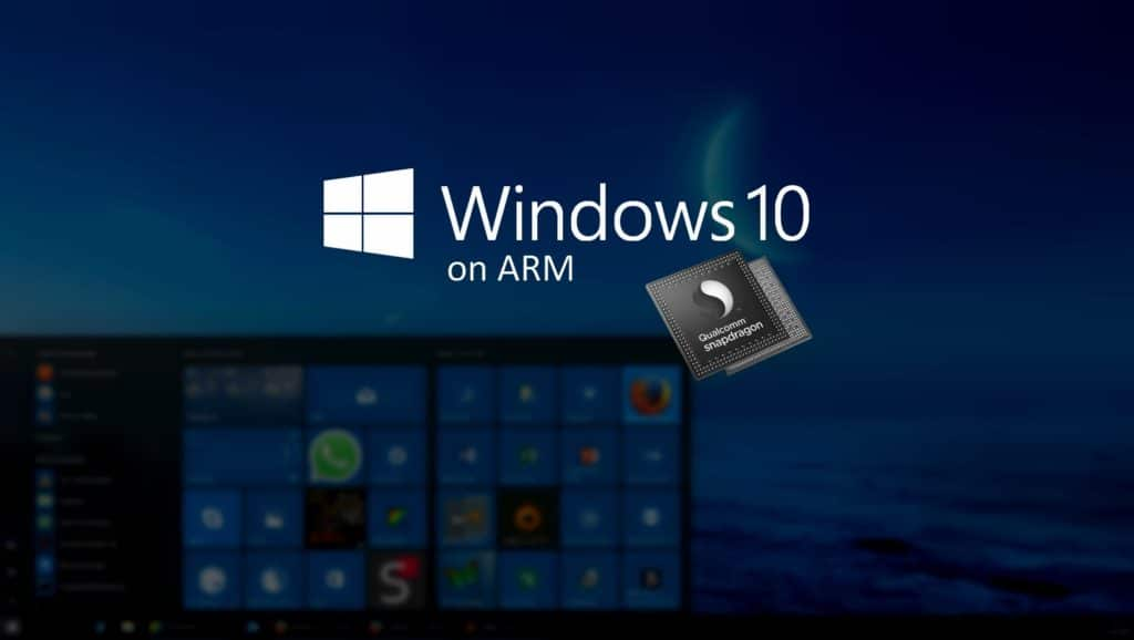 Windows 10 ARM