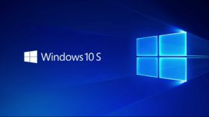 Windows 10 S vs S-Modus