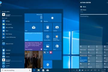 windows 10: frühere Version installieren