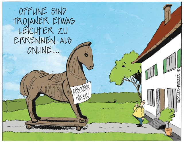 Trojanisches Pferd - internetwissen.jimdo.com