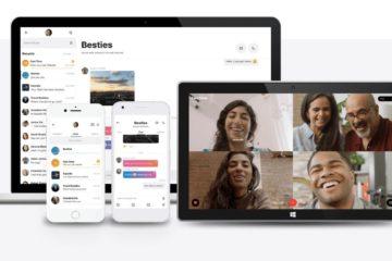 Neue Skype Apps