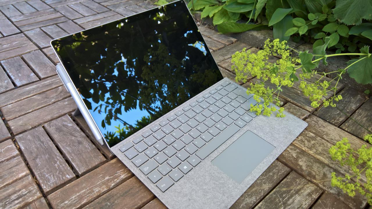 Surface Pro 2017 Firmwareupdate