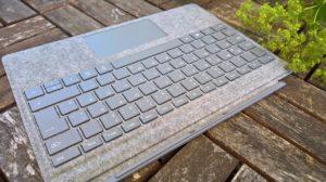 Type Cover Surface Alcantara