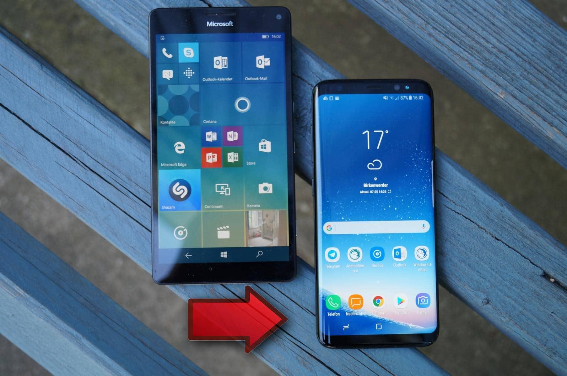 Gastartikel] Von Windows Mobile zu Android: Ein (langer ...