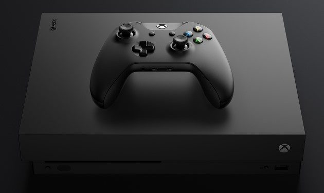 Xbox one x Rechte E3 Battlefield Elder Scrolls VI