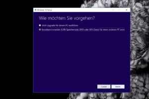 App Problem Windows 10 Fall Creators Update