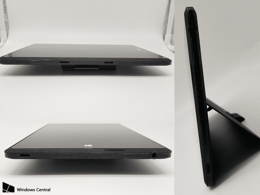 Surface Mini von Außen