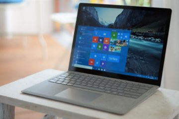 Surface Laptop Test