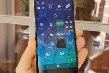 Windows 10 Mobile Build 15254.490