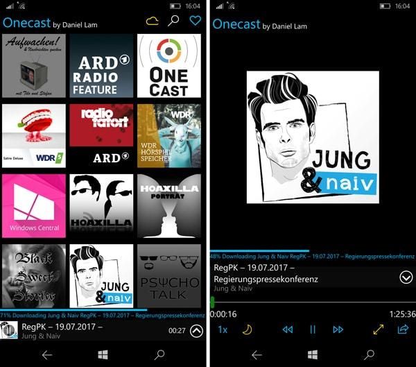 OneCast App