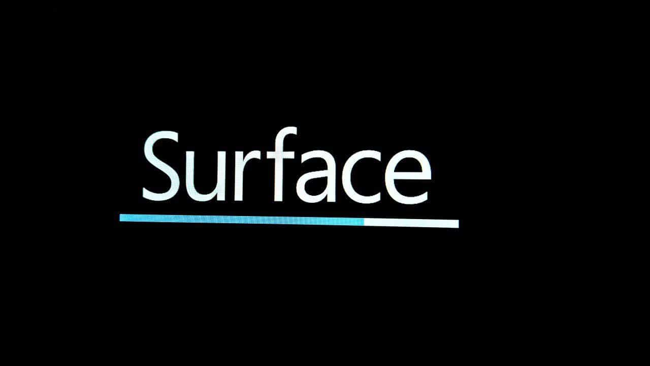 Surface Pro Update für UEFI