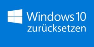 Windows 10: frühere Version installieren