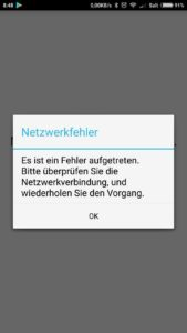 Microsoft Band Android Fehler