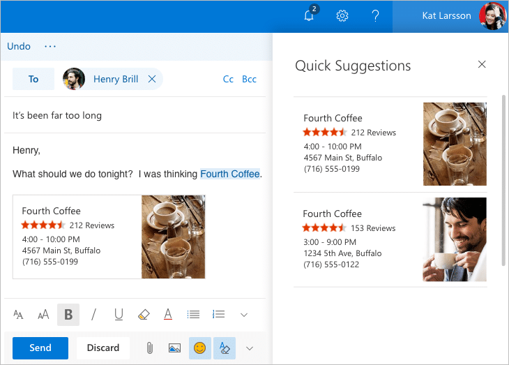 Outlook.com Beta neues Design
