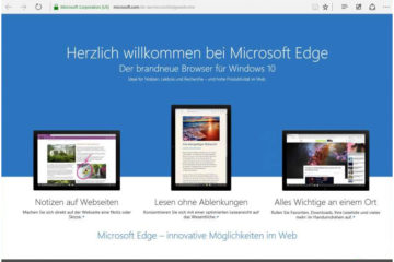 Microsoft Edge PWA Download