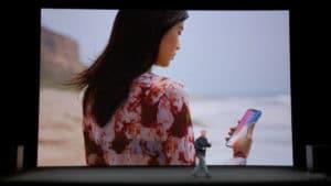Apple Face ID Keynote