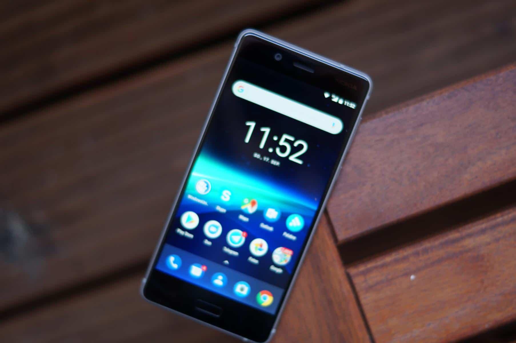 Nokia 3,5,6,8 Sicherheitsupdates veraltet