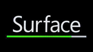 Surface Update für Embedded Controller