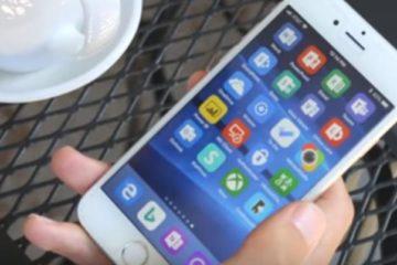Edge Microsoft iphone update