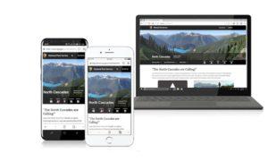 Microsoft Edge für iPad