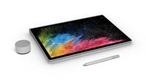 Surface Book 2 offizielle Ankündigung